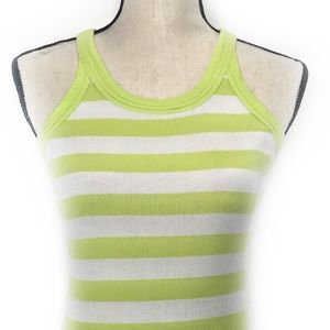 Nike Women's Cotton Active Ribbed Tank Top
